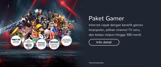 paket gamer indihome