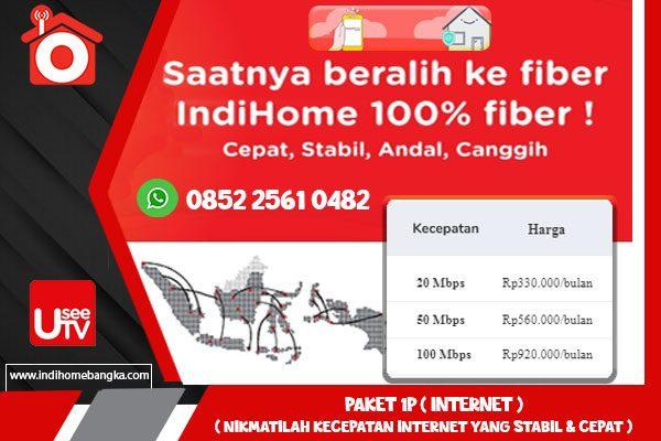 paket internet indihome bangka